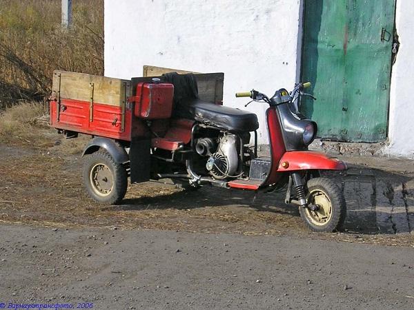 мотоцикл муравей фото