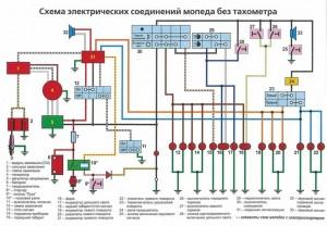 электрическая схема дельта