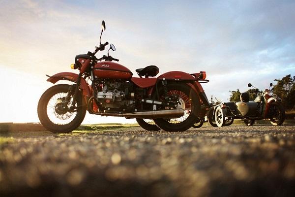 Мотоцикл урал спорт