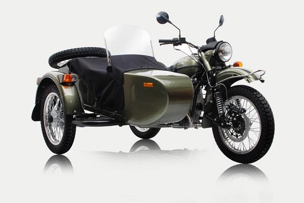 новые мотоциклы Урал