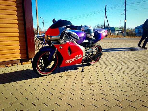 Aprilia RS 125 фото