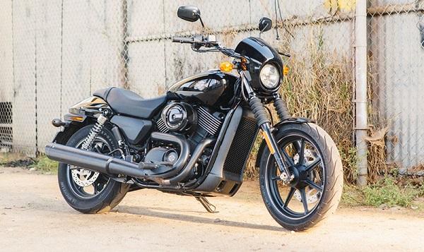 дизайн Harley Davidson Street 750