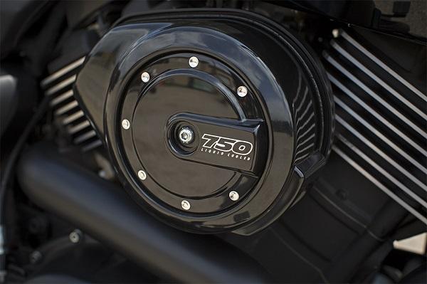 двигатель Harley Davidson Street 750