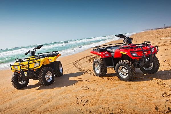отзывы Stels ATV 400 Hunter