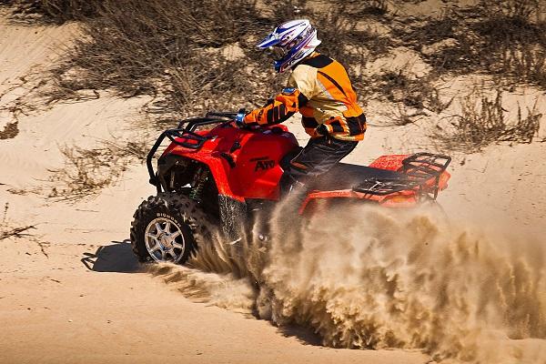 Stels ATV 400 Hunter фото