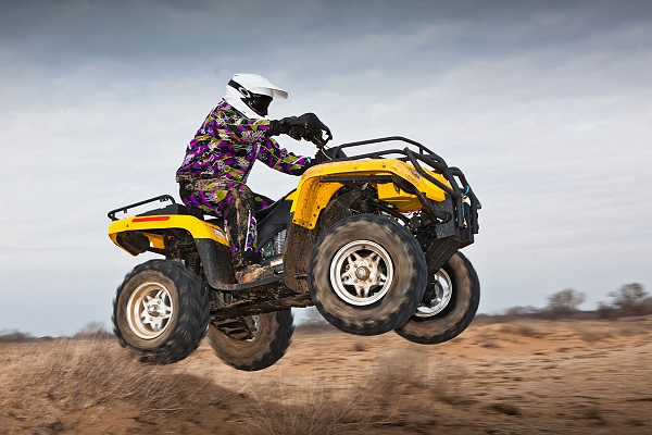 фото Stels ATV 400 Hunter