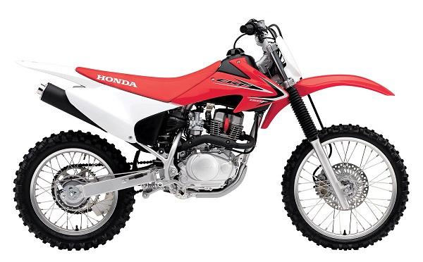 Мотоциклы для детей на бензине Honda CFR125F
