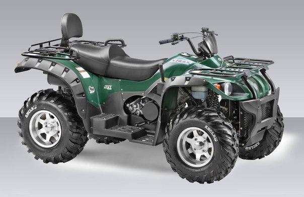 цена Stels ATV 500