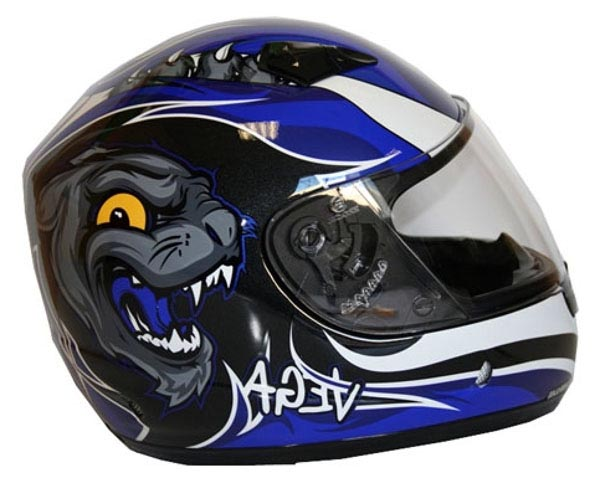 закрытый шлем