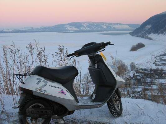 Не заводиться скутер после зимы