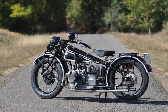 Ретро мотоциклы - с их начиналась история мототехники