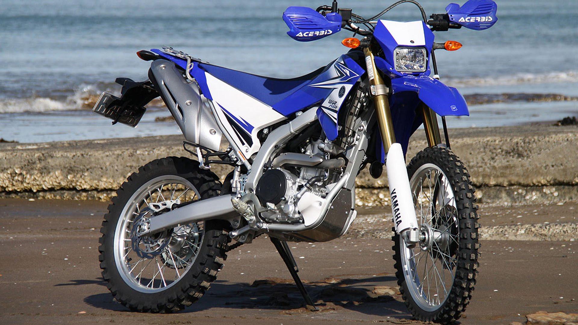 Мотоцикл для путешествий Yamaha WR250R