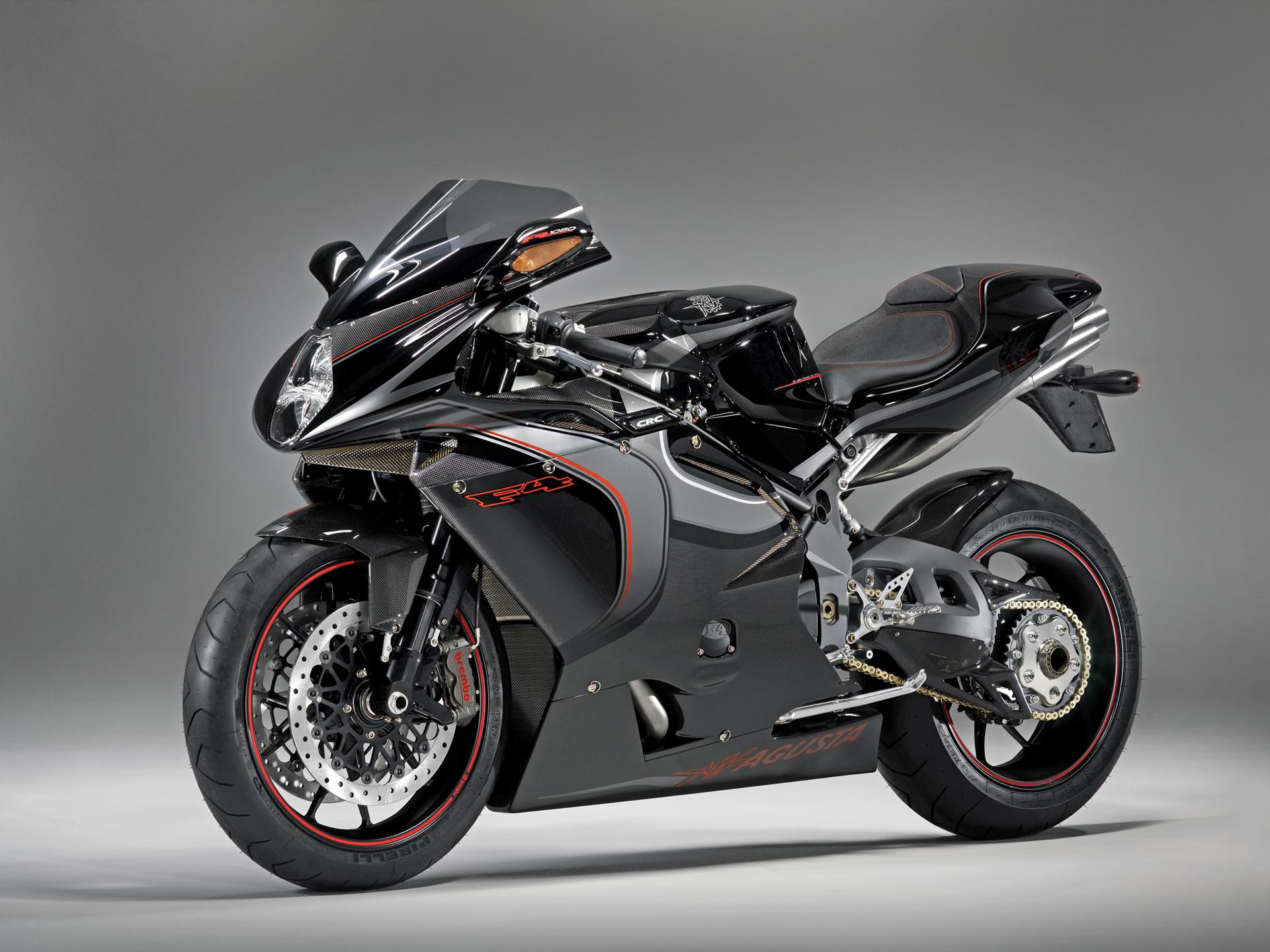 Самые крутые мотоциклы - Agusta F4 CC