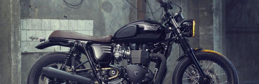 Мотоцикл Триумф Bonneville