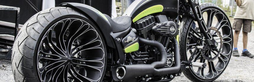 Кастом мотоцикл Thunderbike