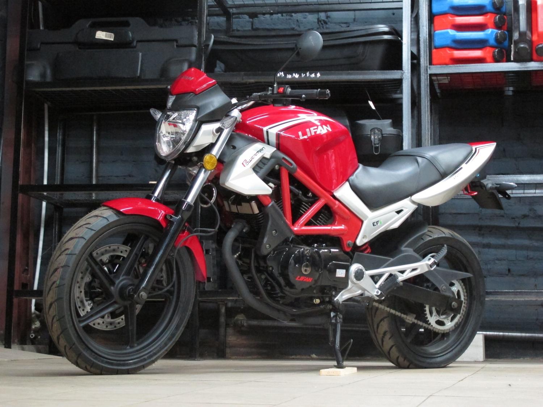 Мотоциклы Lifan Dakota