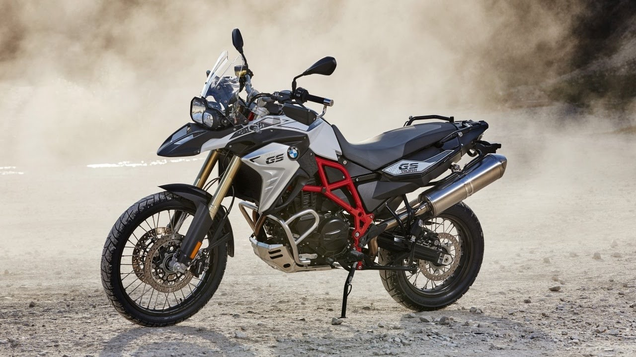 Мотоцикл для путешествий BMW F800GS