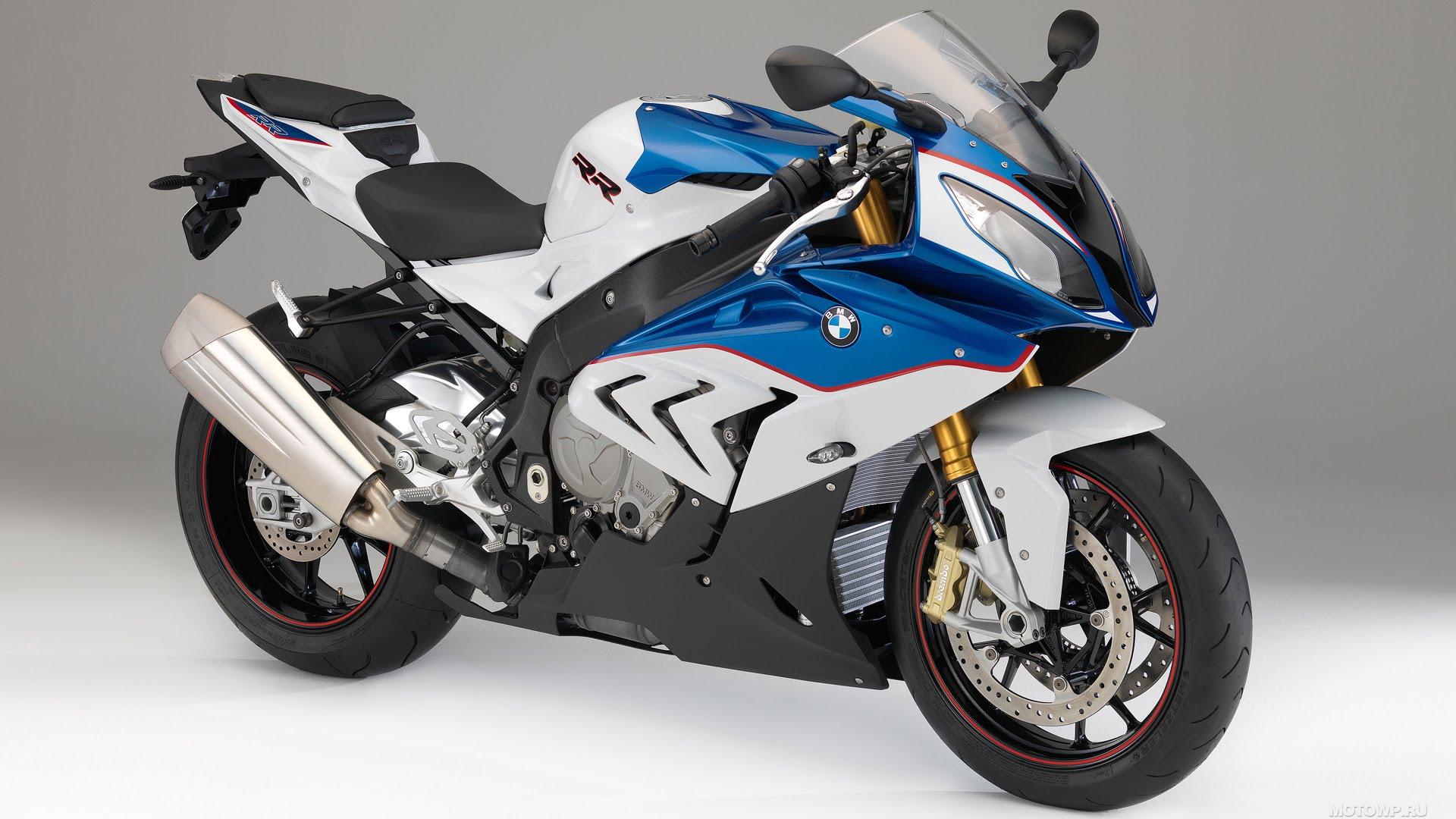 Самые крутые мотоциклы - BMW S1000 RR