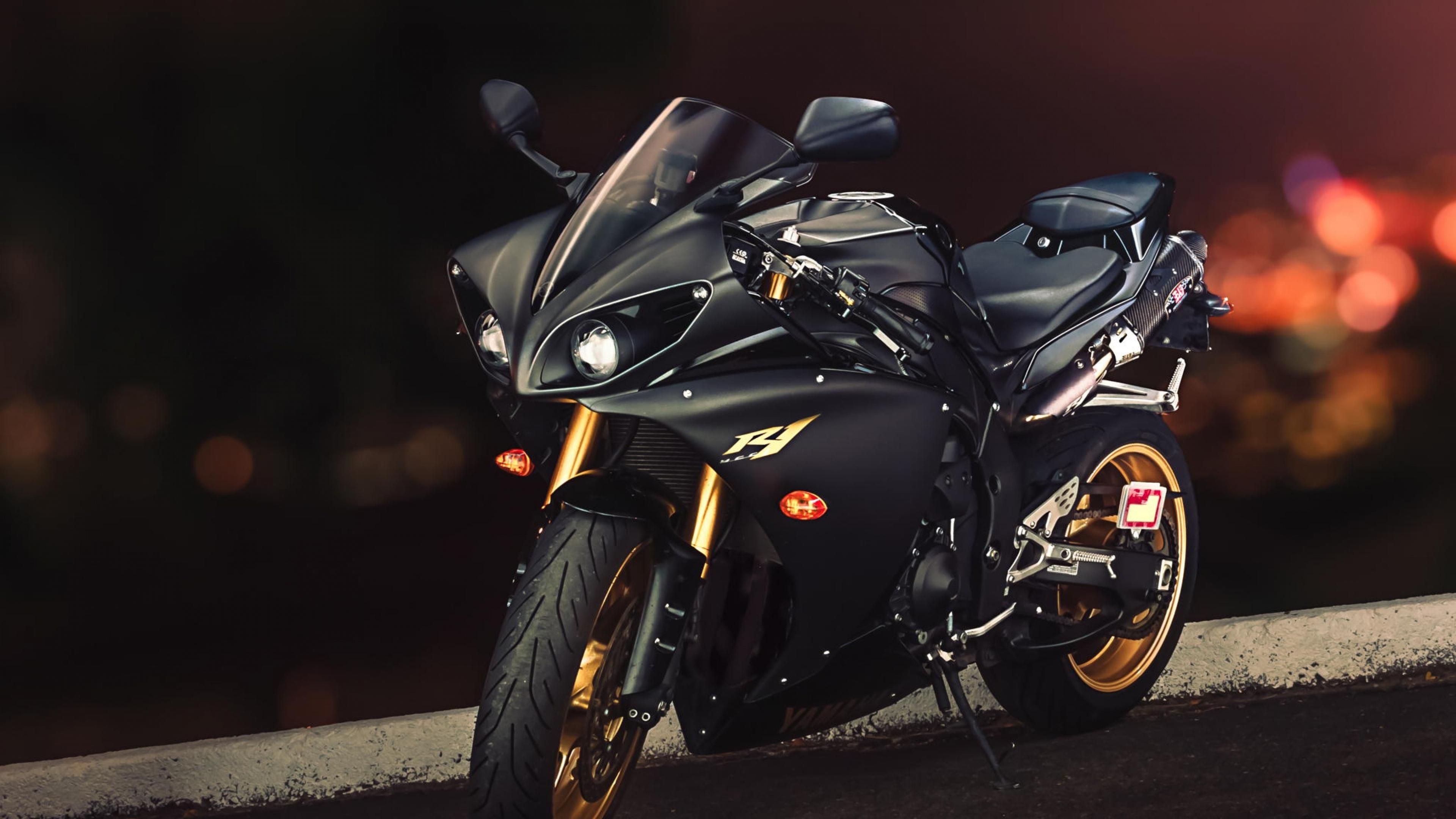Самые крутые мотоциклы - Yamaha YZF-R1
