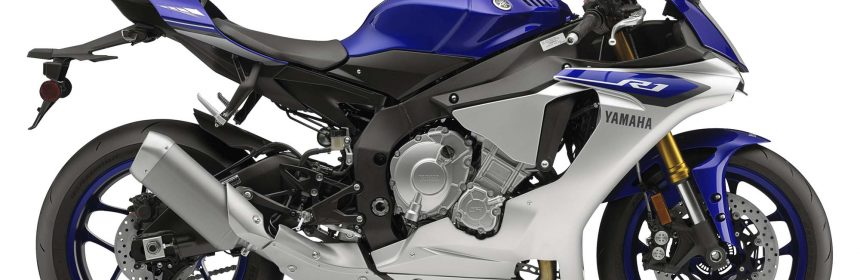 Yamaha R1 миниатюра