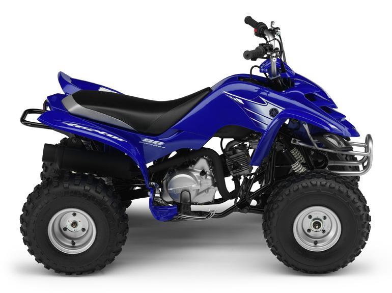 Детский бензиновый квадроцикл Yamaha Raptor 80 YFM80R
