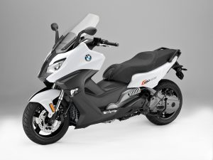 Скутер BMW - миниатюра