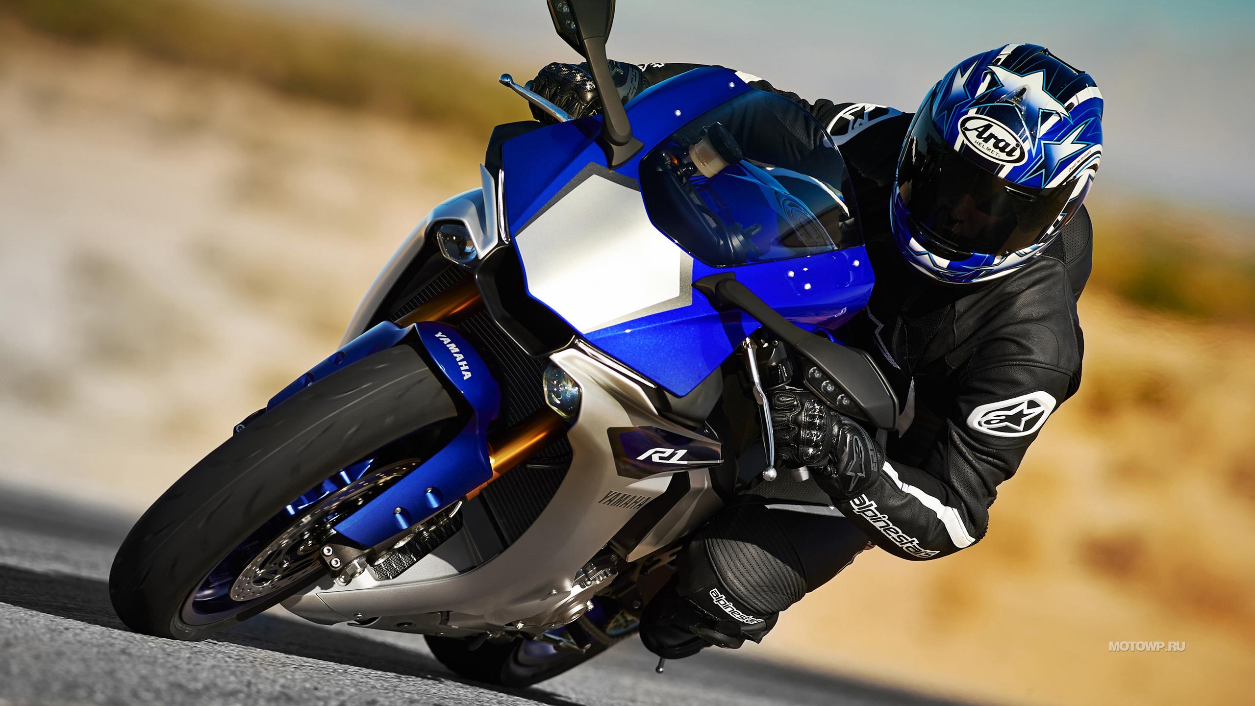 Yamaha R1 оптика