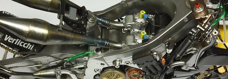 Принцип работы двухтактного двигателя фото