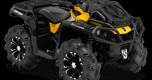 Квадроцикл BRP - Канада