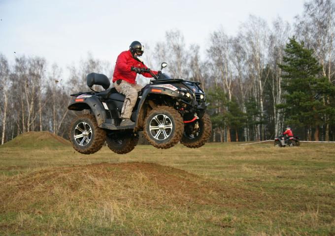 Квадроцикл РМ 500 надежный