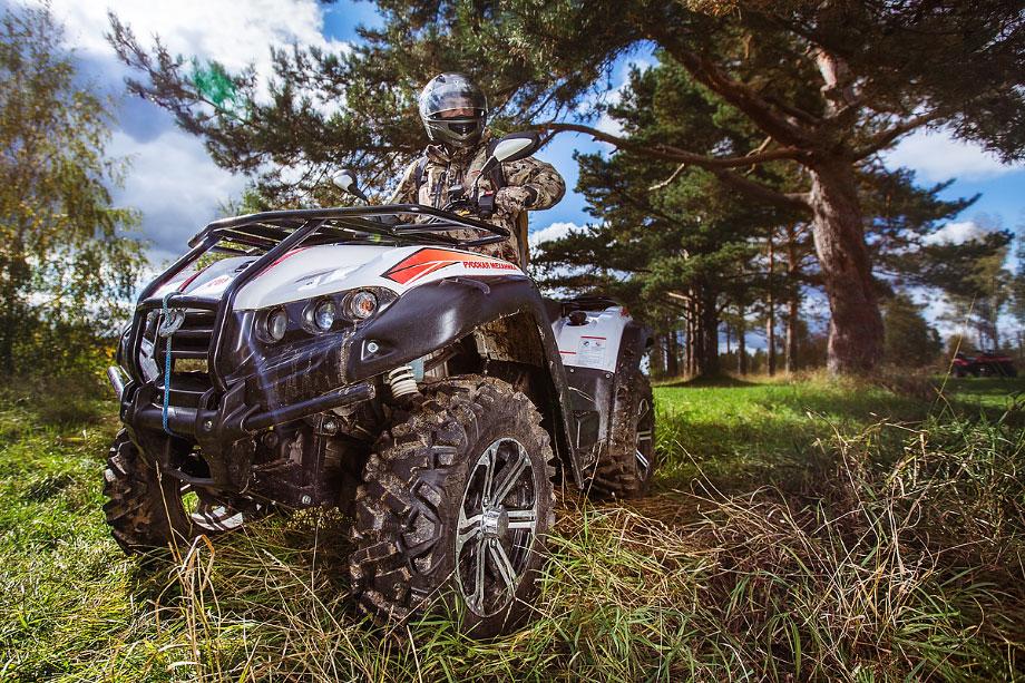 Квадроцикл РМ 500 внешний вид