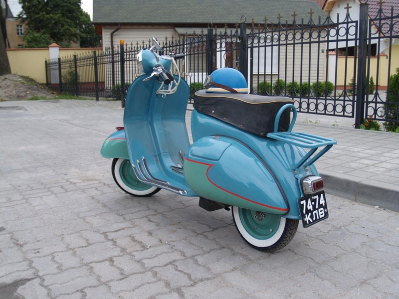 Вятка ВП 150 1957