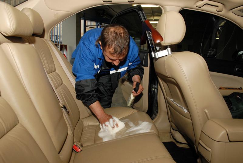 химчистка салона автомобиля своими руками что такое