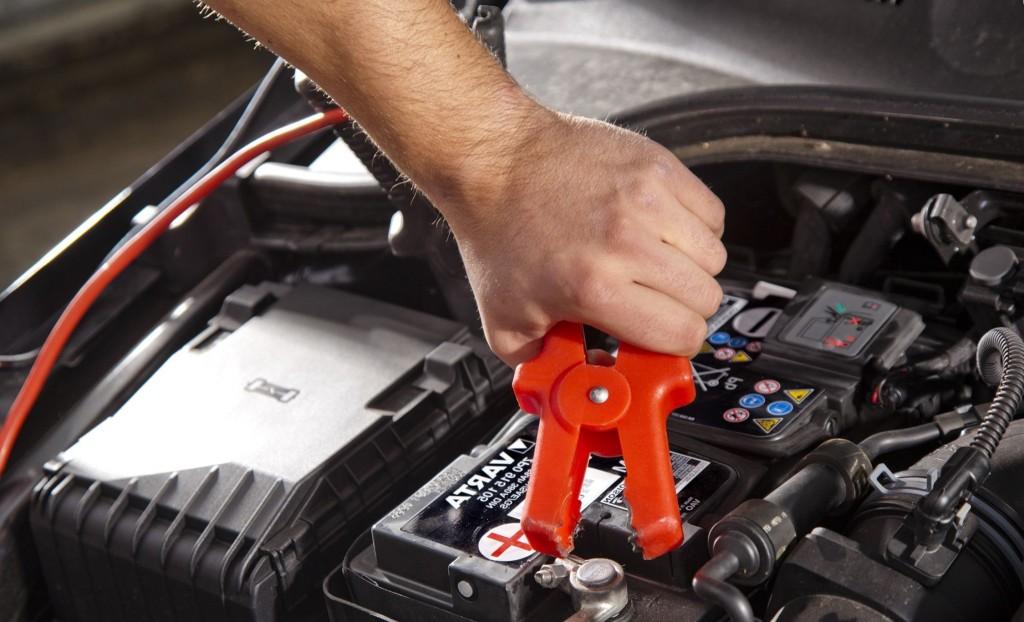 зарядка автомобильного аккумулятора зимой