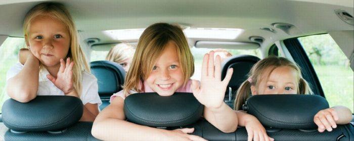 правила перевозки детей в машине инструкция