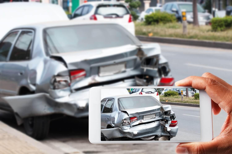 независимая оценка автомобиля после ДТП фиксация