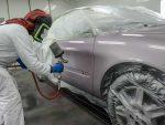 Покраска авто своими руками — подготовительные работы и нюансы