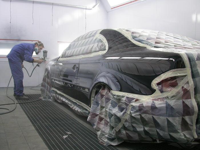 покраска авто своими руками нюансы